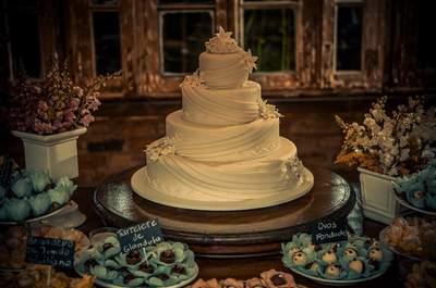 Un pastel de bodas inolvidable: 5 consejos del gurú de las tortas de matrimonio
