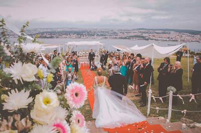 Torne o seu casamento num evento muito original: descubra como!