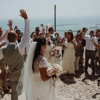 De magische weekendbruiloft van Tim en Anya in Sicilië! | Foto: Joran Looij Photography