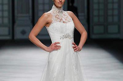 Die 5 schönsten Brautkleider aus Spitze: So wird aus jeder Braut eine Prinzessin