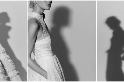 Vestidos de novia Carolina Herrera 2018: Un jardín de flores hecho colección