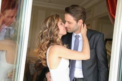 Des photos de mariage spontanées et un film de mariage de grande qualité grâce à Studio Mars