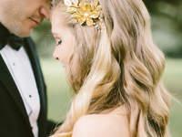 Penteados de noiva com cabelo solto 2017