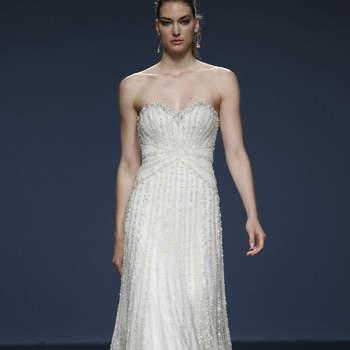 Vestidos de novia Justin Alexander 2016: clásicos y elegantes