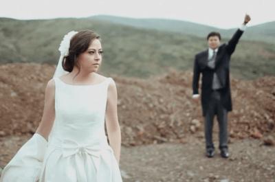 La boda más divertida: El gran día de Marcela y Jorge en Zacatecas... ¡Suspiros al máximo!