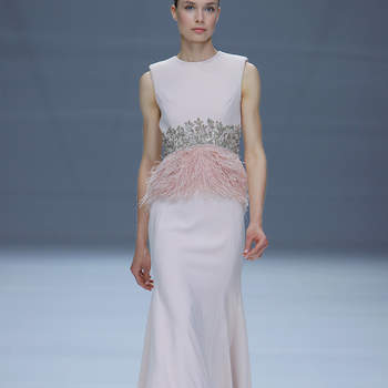 Cristina Tamborero - Credits: Barcelona Bridal Fashion Week
