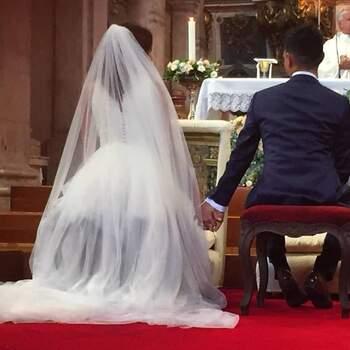 Casamento Vasco Palmeirim e Bárbara Magalhães | Foto via IG @vascopalmeirim