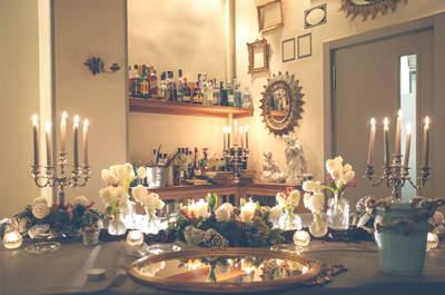 Una tarde entre amigas y muchos trucos para decorar una mesa con Verderón