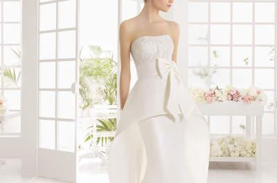 Suknie ślubne na ślub cywilny: wybraliśmy najpiękniejsze!