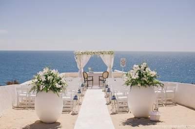 Wedding Planners Algarve: 12 profissionais para viver um autêntico conto de fadas!