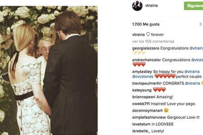 Foto: Instagram Vanessa Traina