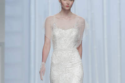 30 Mermaid-Cut Wedding Dresses that You're Going to Love!