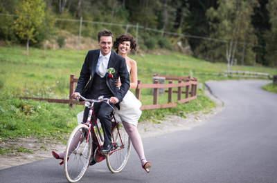 4 modi di celebrare il matrimonio diversi dal solito: non ci sono regole!