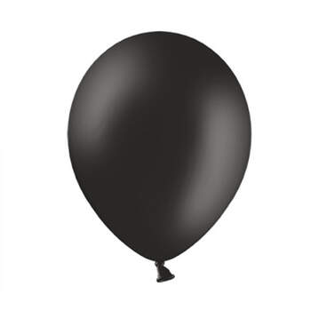 Globo negro 10 unidades- Compra en The Wedding Shop