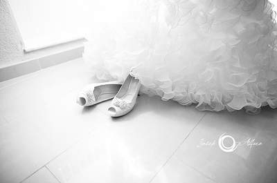 Chaussure de mariée - Joseph Alfaro