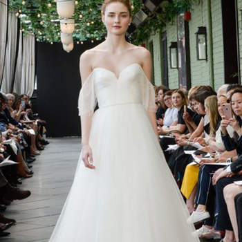 Créditos: Amsale, New York Bridal Week