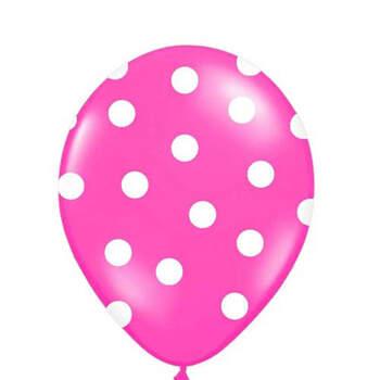 Foto: Globos lunares rosa