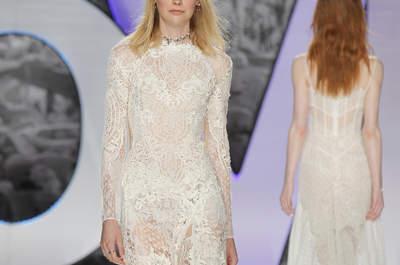 Brautkleider mit Spitze: Filigrane Modelle für den gelungenen Auftritt