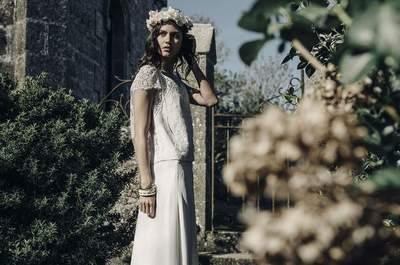 Les plus belles robes de mariée deux pièces pour 2017