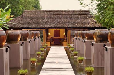 Pour une lune de miel de rêve, direction Pilgrimage Village Boutique Resort & Spa