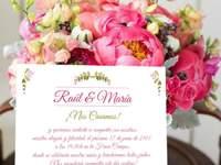 Las invitaciones de boda más originales de Barcelona