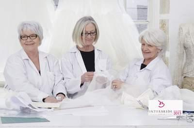 Atelier Emelia : Retrouvez les trois fondatrices et leurs créations à Düsseldorf, lors de l'Interbride !