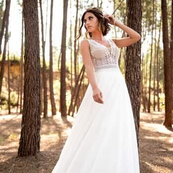 Créditos: Vestidus, design A Bela Noiva