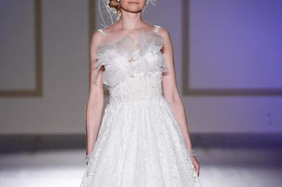 Vestidos de novia vintage: ¡revive la esencia del romanticismo!