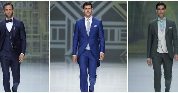 b84ef0d64e01e Garnitury ślubne: najbardziej eleganckie stylizacje na dzień ślubu!