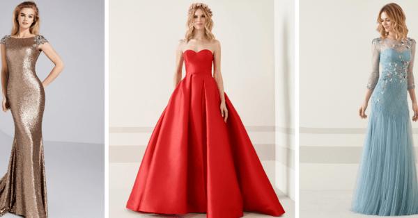 Vestidos De Fiesta 2020 Conoce Todas Las Tendencias Y Luce Espectacular