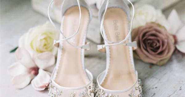 526b69ec32 25 zapatos para novia 2019 que no querrás dejar escapar