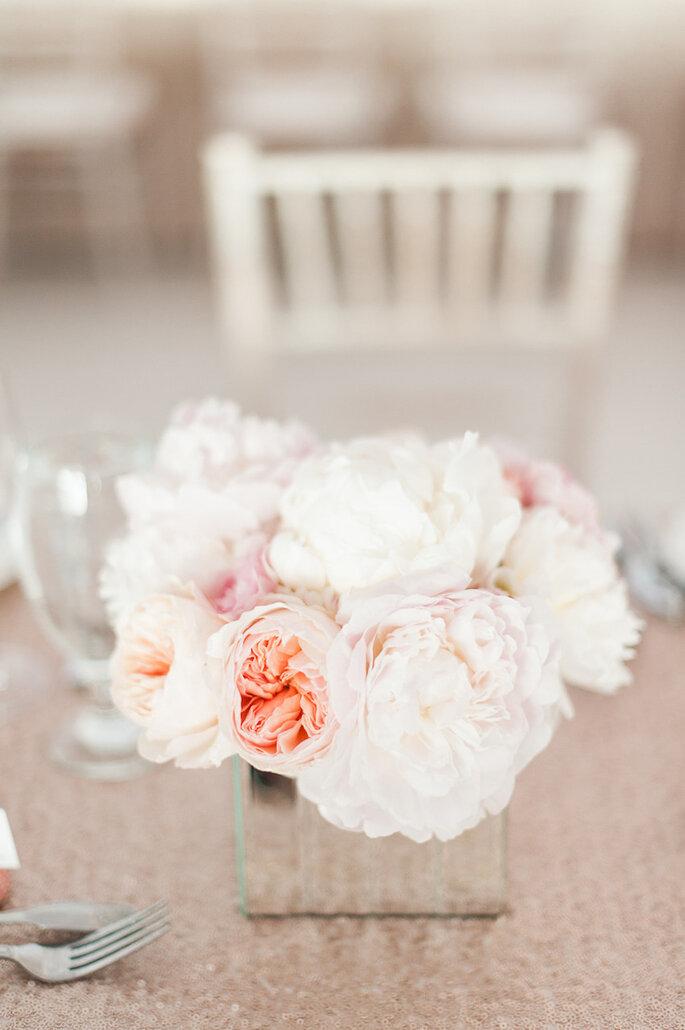 Una boda con estilo fresco y shabby chic - Brklyn View Photography