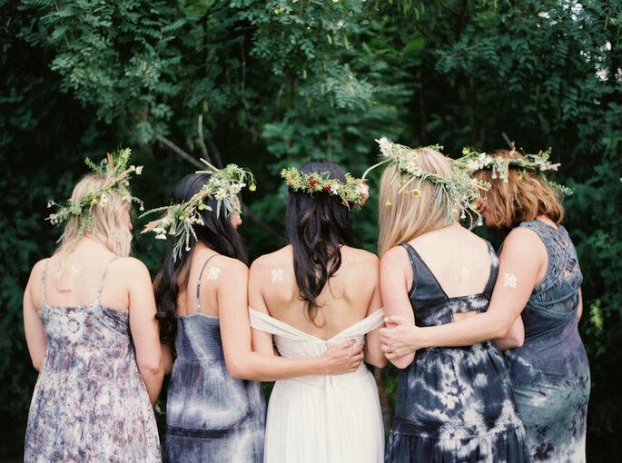 Los 10 mandamientos para ser la dama de boda perfecta - Rebecca Hollis