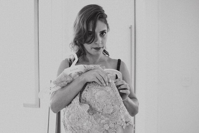 fotografia making of casamento