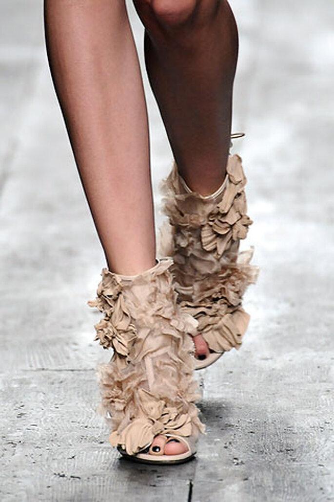 Sapatos de Noiva - Valentino