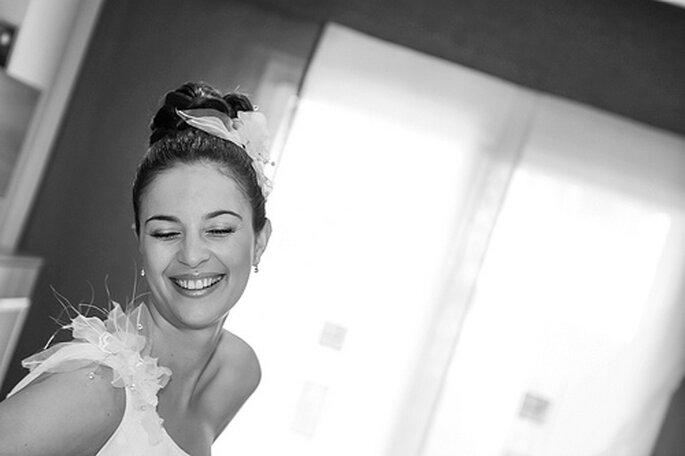 Maquillage de mariée : les erreurs à éviter... - Photo : acontraLUZ fotografia