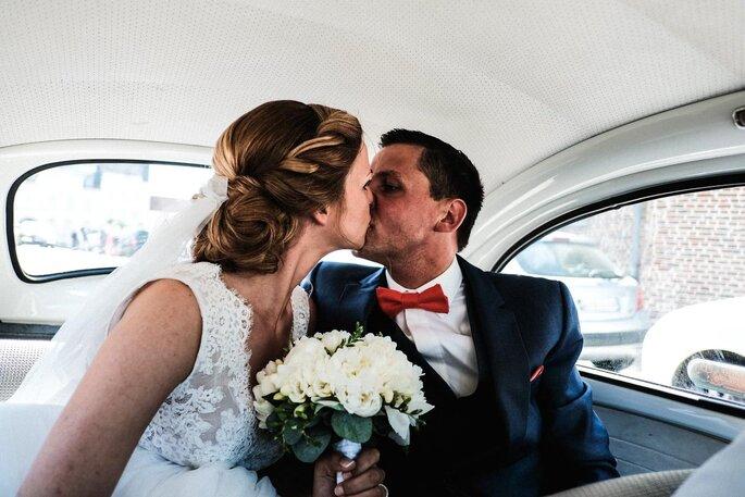 séance couple mariage dans le Pas-de-Calais