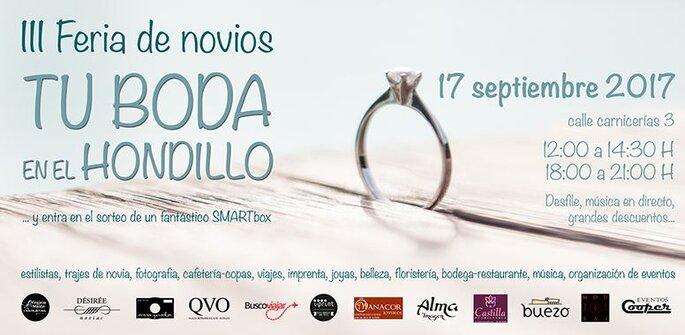 "Feria de Novios ""Tu Boda en El Hondillo"""