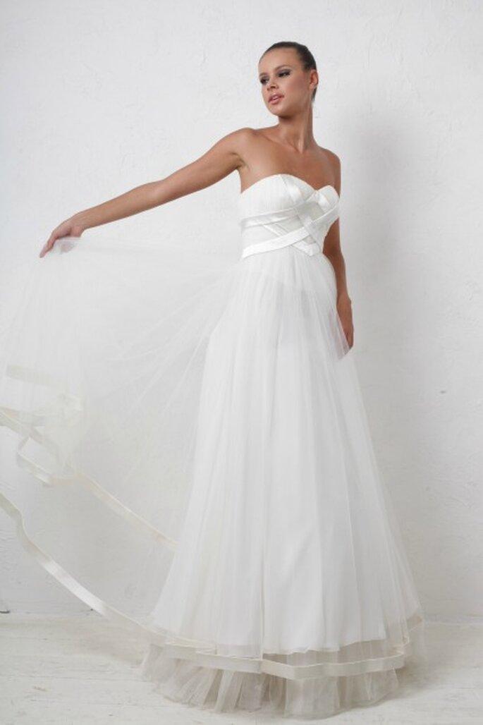Robe de mariée Veronika Jeanvie - modèle Galaxy