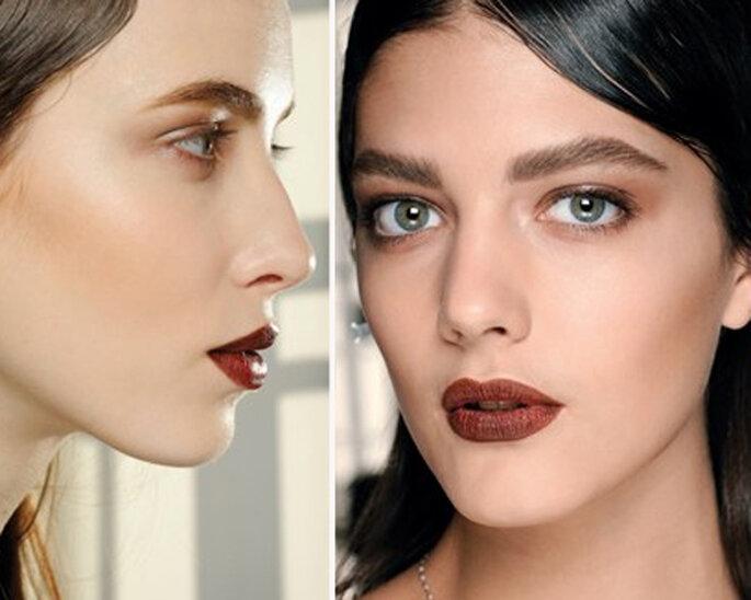 Los básicos de maquillaje para el invierno - N Farhi