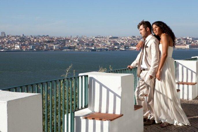 Für eine Hochzeit im Ausland gibt einiges zu bedenken – Foto: Nuno Palha