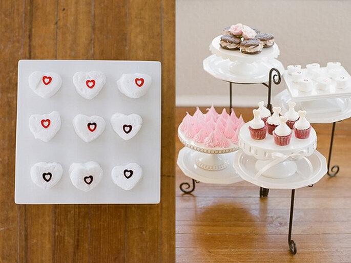 Cupcakes – der neue Trend für den Dessert-Tisch Ihrer Hochzeit