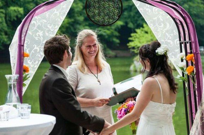 Die Hochzeitsrednerin