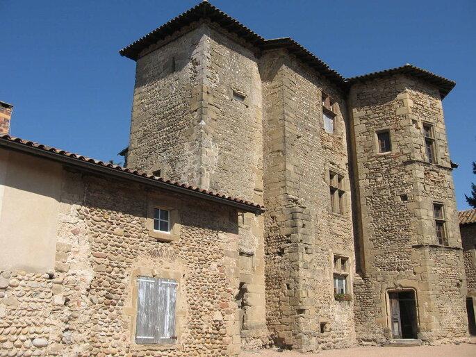 La Commanderie de Lachal - lieu de réception dans la Drôme