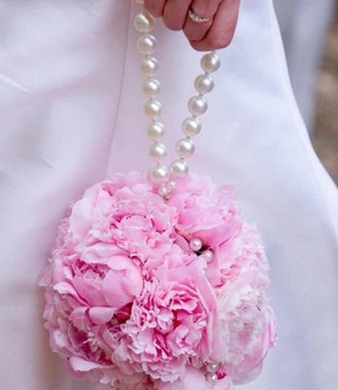 Blumen Fur Die Hochzeit Inspiration Pfingstrosen