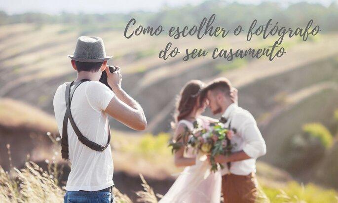 Como escolher o fotógrafo do seu casamento
