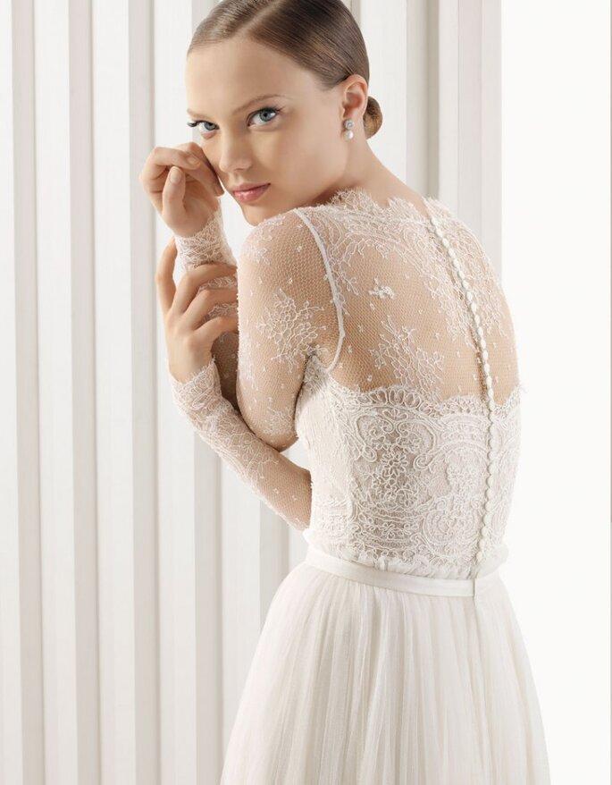 Vestido de novia Armilla, Rosa Clará