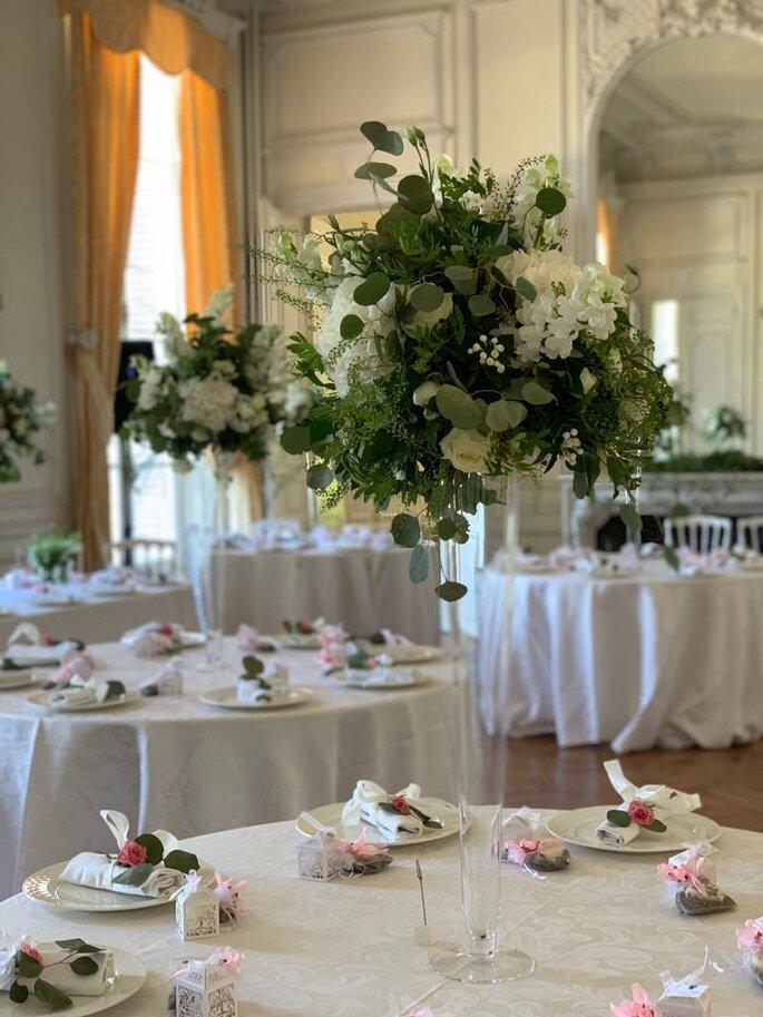 Seconde Nature - Fleuriste - Décoration florale pour votre mariage - Seine-et-Marne