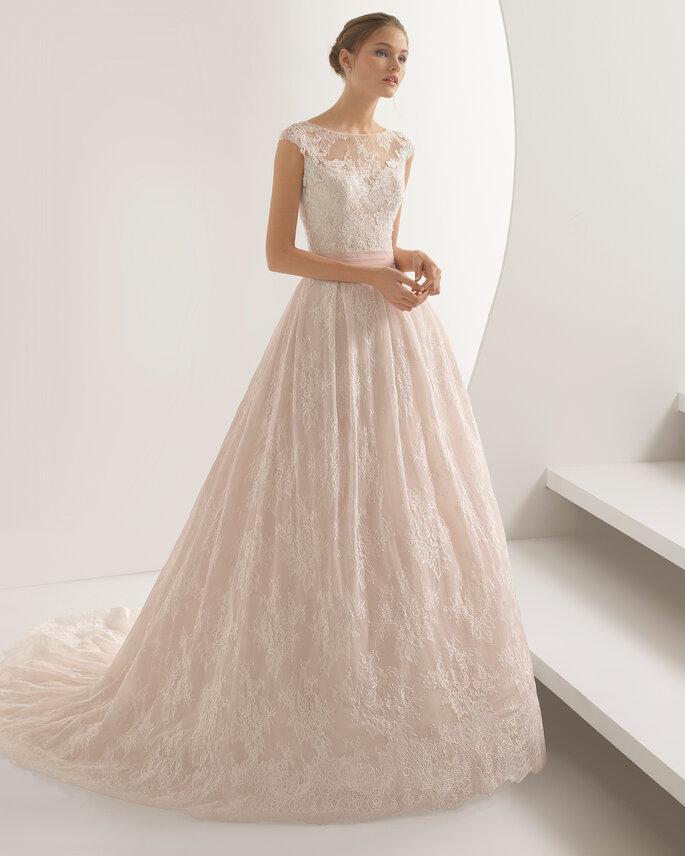 Preferenza La sposa in rosa: ecco gli abiti più belli del 2018 AH81