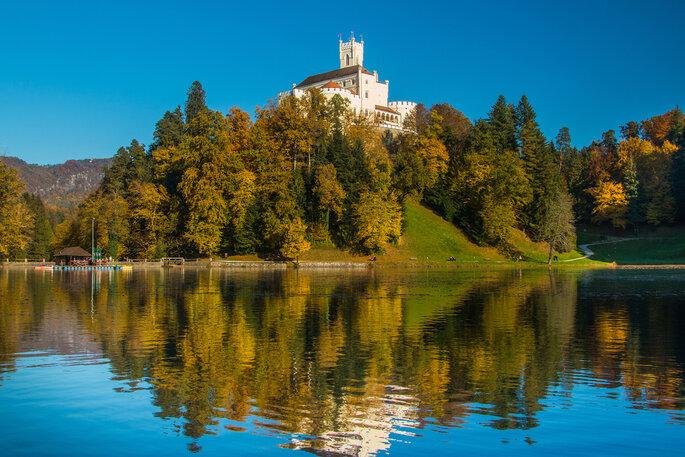 замок Тракошчан. iascic